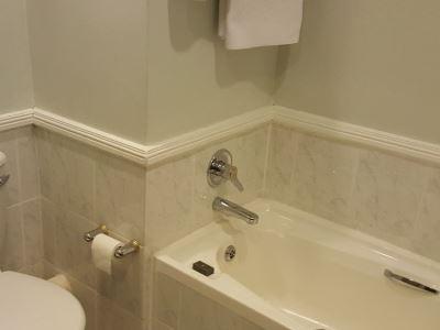 bathroom - hotel holiday inn johannesburg airport - johannesburg, south africa