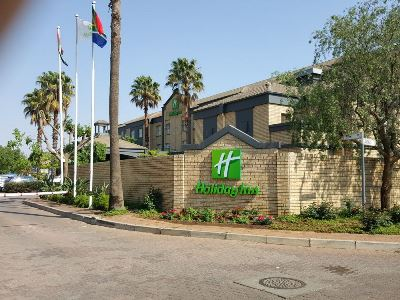 exterior view - hotel holiday inn johannesburg airport - johannesburg, south africa
