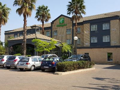 exterior view 1 - hotel holiday inn johannesburg airport - johannesburg, south africa