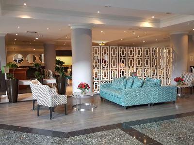 lobby - hotel holiday inn johannesburg airport - johannesburg, south africa