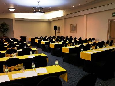 conference room - hotel holiday inn johannesburg airport - johannesburg, south africa