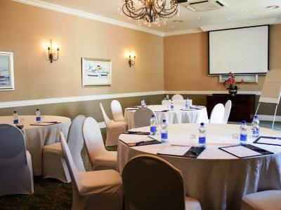 conference room - hotel the beach - port elizabeth, south africa