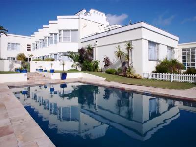 exterior view - hotel the beach - port elizabeth, south africa