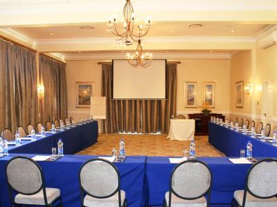 conference room 1 - hotel the beach - port elizabeth, south africa
