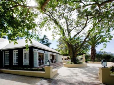 exterior view - hotel devon valley - stellenbosch, south africa