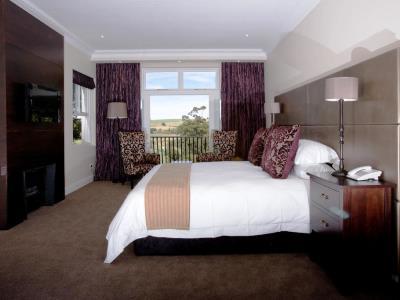 bedroom 8 - hotel devon valley - stellenbosch, south africa