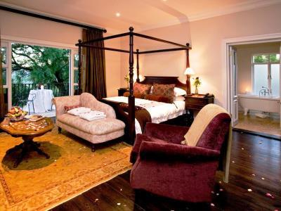bedroom 9 - hotel devon valley - stellenbosch, south africa