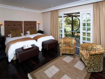 bedroom 1 - hotel devon valley - stellenbosch, south africa
