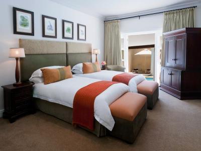 bedroom 2 - hotel devon valley - stellenbosch, south africa