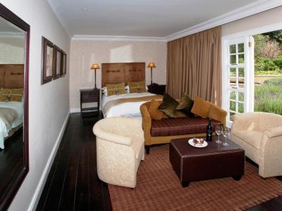 bedroom 5 - hotel devon valley - stellenbosch, south africa