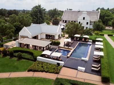 exterior view 1 - hotel kievits kroon - pretoria, south africa
