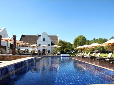 outdoor pool 1 - hotel kievits kroon - pretoria, south africa