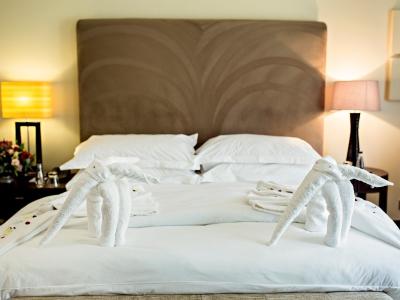 bedroom - hotel kievits kroon - pretoria, south africa