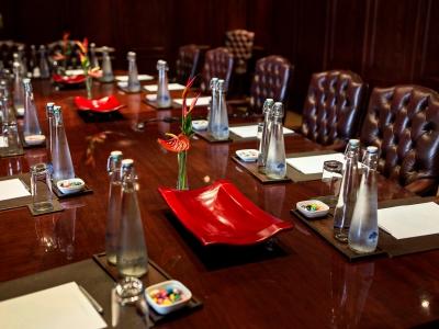 conference room - hotel kievits kroon - pretoria, south africa